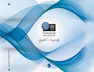 livro IBI Brasil: Legados e Conquistas
